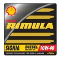 Shell Rimula Signia 10W-40